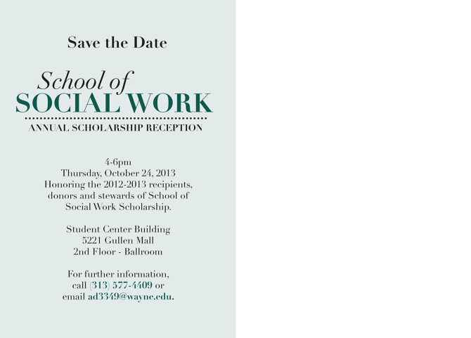 save the date alexanderfountain personal network